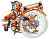 Электровелосипед MELES orange